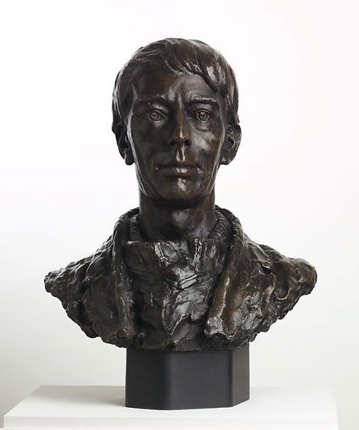 An image of Norman Lindsay by Rayner Hoff