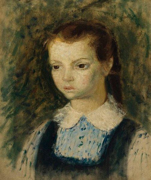 An image of The English child by Douglas Watson
