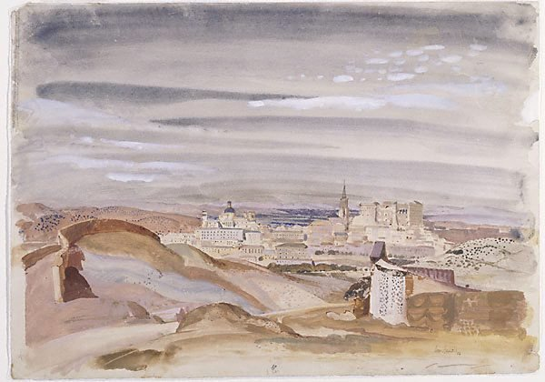 An image of A view of Toledo