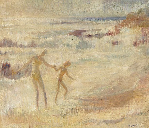 An image of Bathers