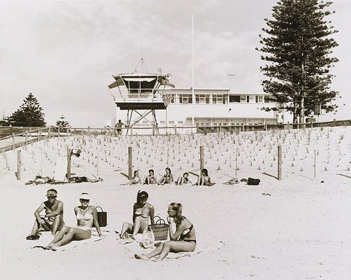 An image of North Cronulla 1983-84 by Mark Johnson