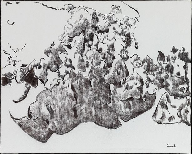 An image of Desert shapes