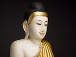 Alternate image of Shakyamuni Buddha by