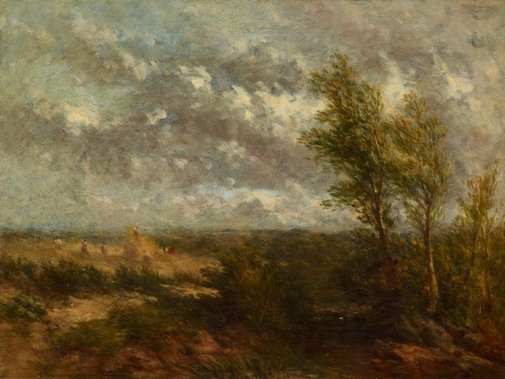 An image of Landscape by David Cox