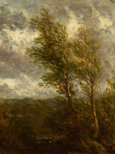 Alternate image of Landscape by David Cox