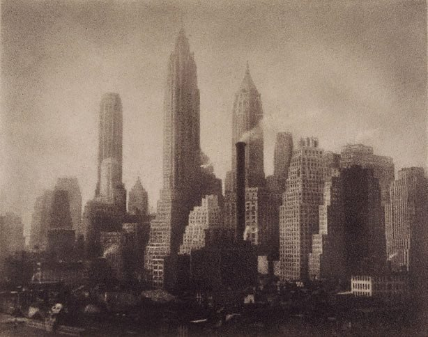 An image of Untitled (New York City skyline)