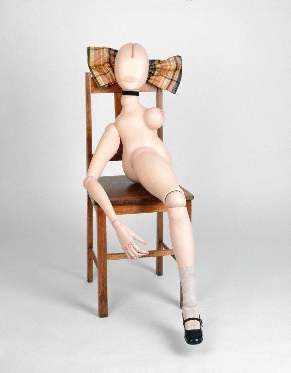 AGNSW collection Hans Bellmer La demie poupée (1971) 89.1996