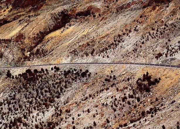 An image of Queenstown landscape No. 4, Tasmania