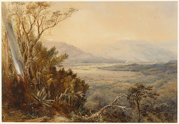 An image of Shoalhaven Valley, New South Wales