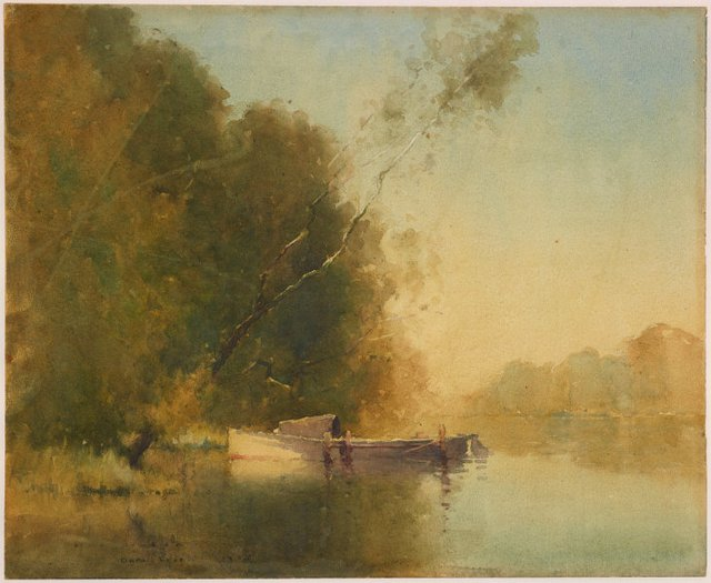 An image of Morning at Dora Creek
