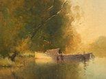Alternate image of Morning at Dora Creek by J J Hilder