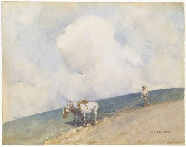 An image of Ploughing
