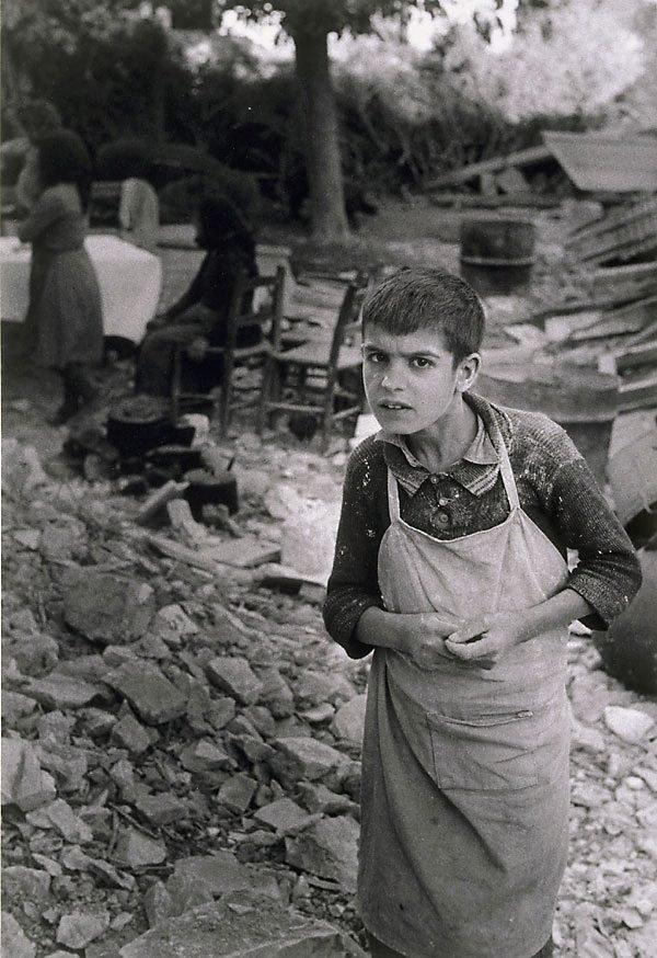 An image of Boy, earthquake Cyprus