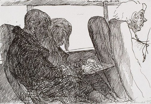 An image of (Airline bus) by Kevin Connor