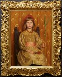 Alternate image of My crown and sceptre by Thomas Cooper Gotch