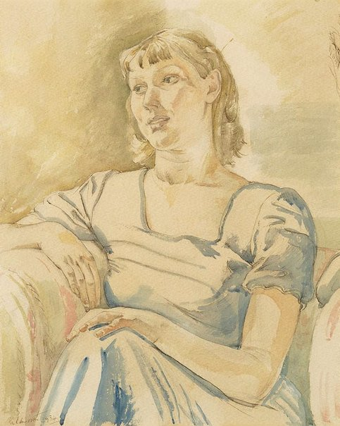 An image of Jean by Frank Medworth