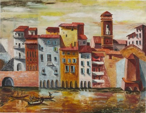 An image of Arno Bank by Elaine Haxton