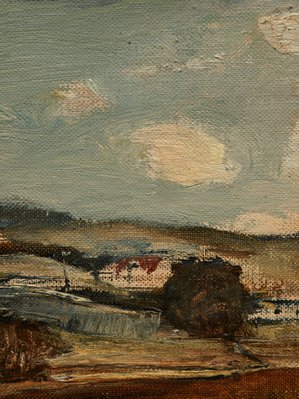 Alternate image of Landscape near Orange by Lloyd Rees