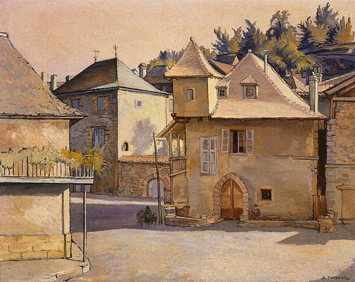 An image of Beaulieu by Dorothy Thornhill
