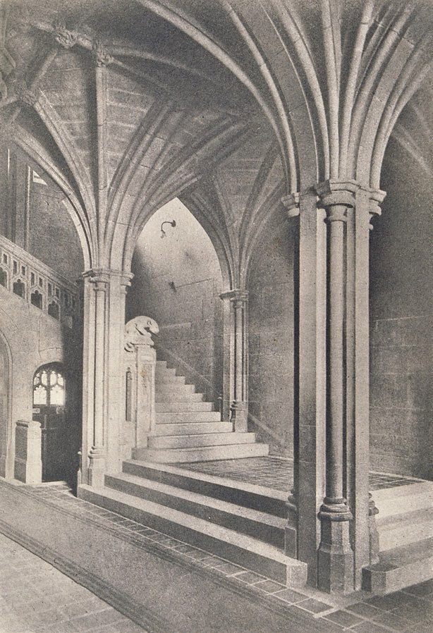 An image of A corner within the Fisher Library