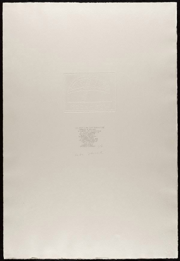 An image of Moon-bow (title page)