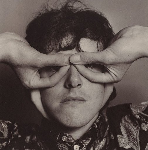 An image of Donovan, musician, London by Lewis Morley
