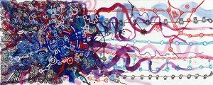 Tjala Tjurkurpa (Honey ant story), (2016) by Yaritji Young