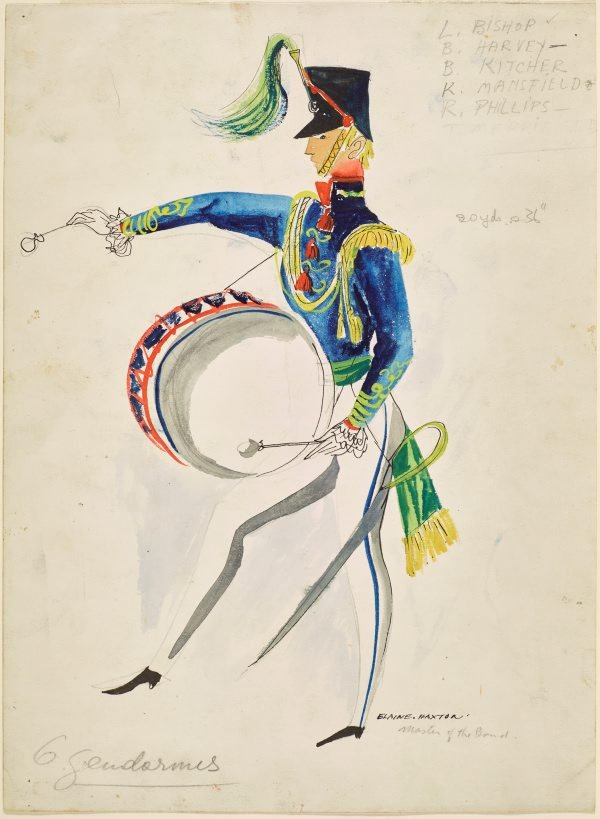 An image of Master of the band