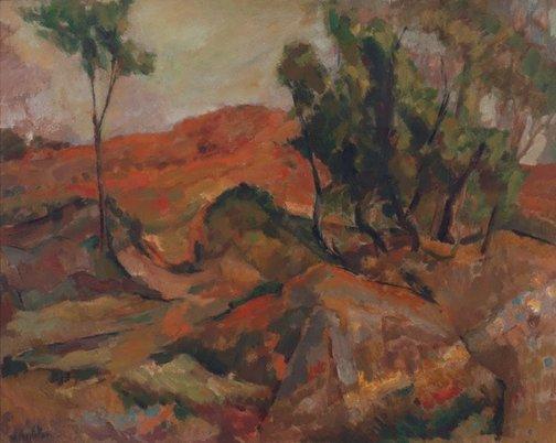 An image of Landscape by Jean Appleton