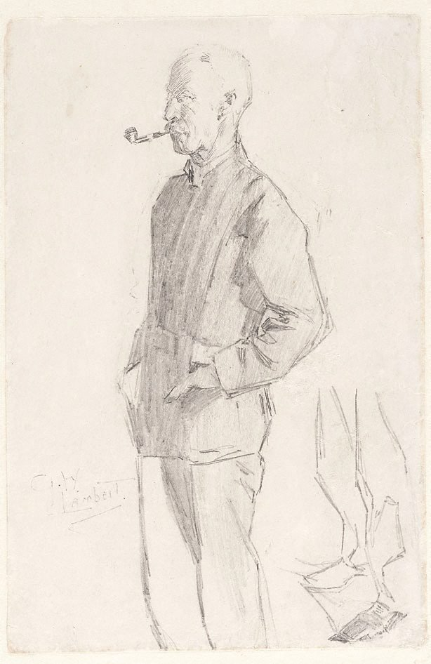 An image of Julian Ashton