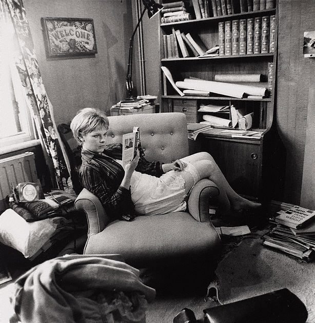 An image of Judi Dench, actor, London