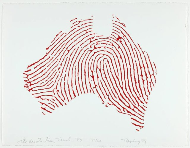 An image of The Australian touch, 1988