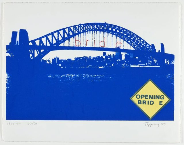 An image of Opening Brid e, 1979-80