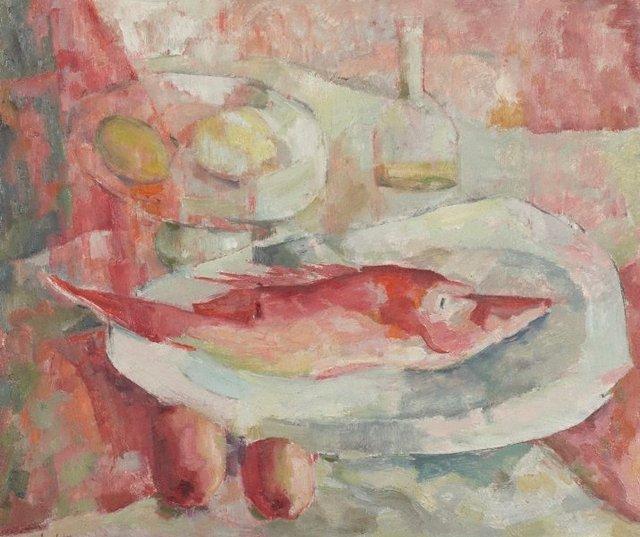 Still life, (1956) by Jean Appleton