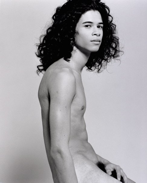 An image of Kaplan II by Bettina Rheims