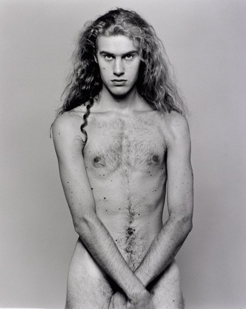 An image of Franck by Bettina Rheims