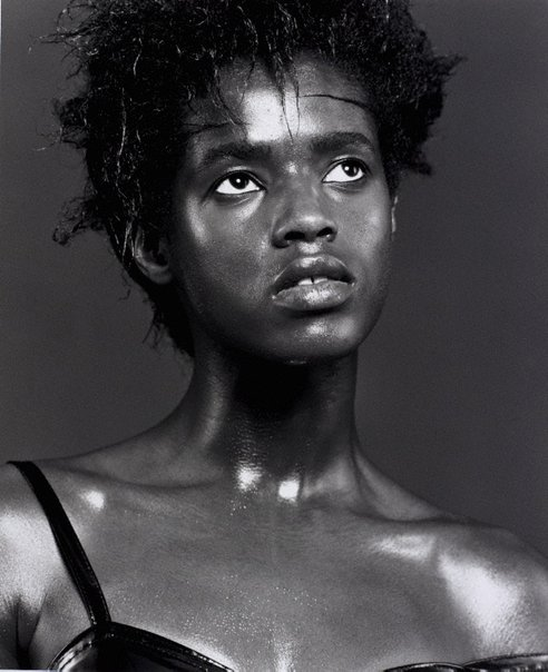 An image of Aïssata by Bettina Rheims