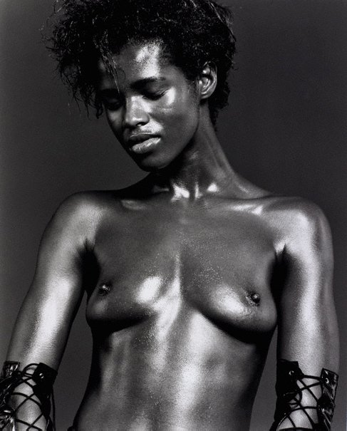 An image of Aïssata II by Bettina Rheims