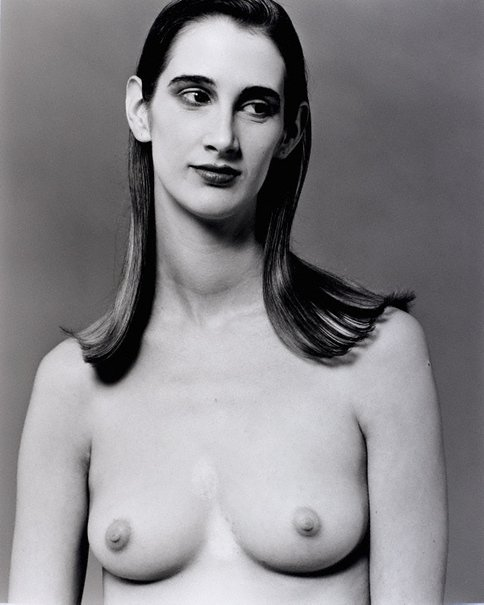 An image of Sasha by Bettina Rheims