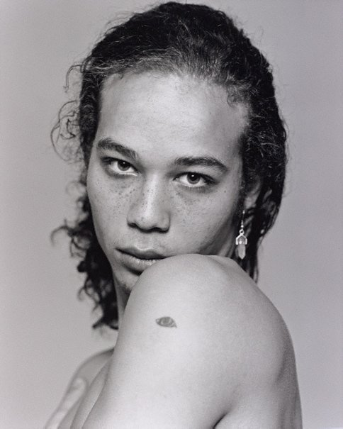 An image of Leo I by Bettina Rheims