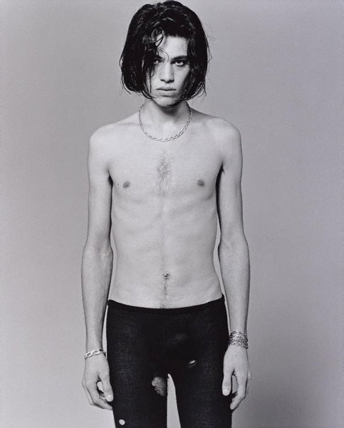An image of Yannick II by Bettina Rheims