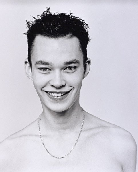 An image of Keith I by Bettina Rheims
