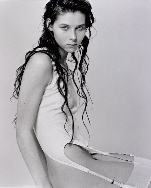 An image of Benedicte by Bettina Rheims
