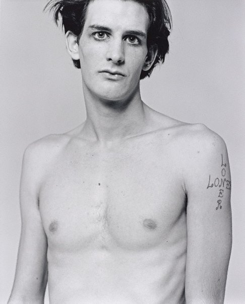 An image of Andrew by Bettina Rheims
