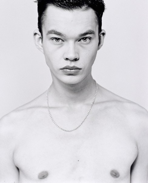 An image of Keith II by Bettina Rheims