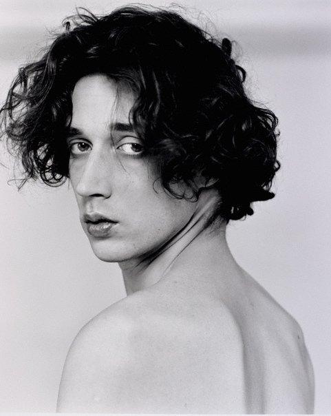 An image of Giles by Bettina Rheims