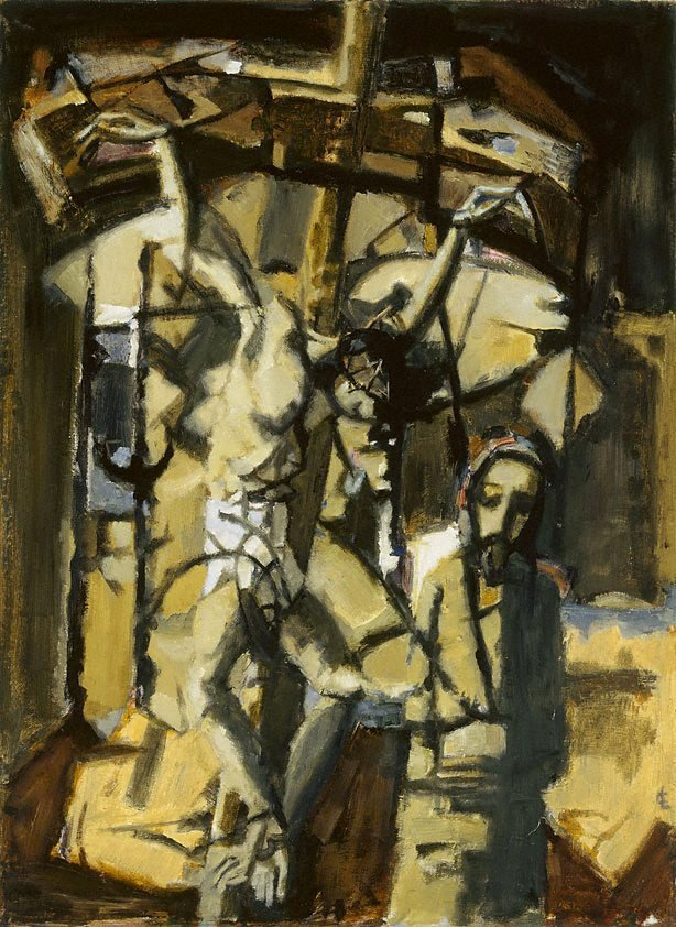 An image of The crucifixion