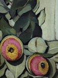 Alternate image of Western Australian gum blossom by Margaret Preston