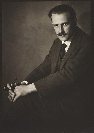 An image of Untitled (Portrait of Henri Mallard) by Monte Luke