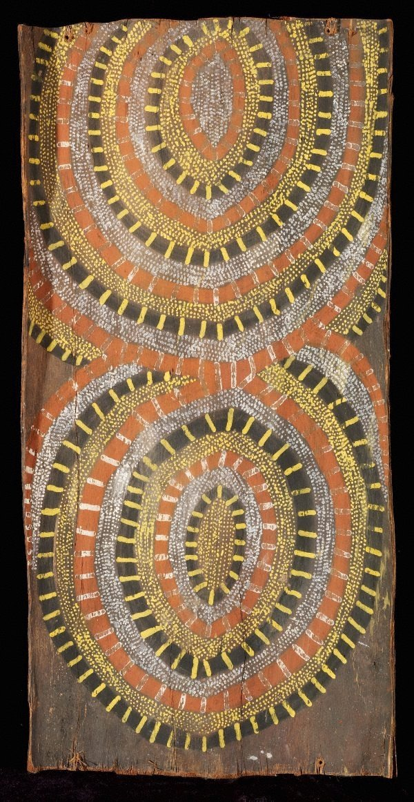 An image of Tiwi design